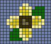 Alpha pattern #92212