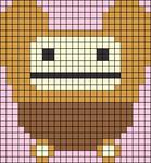 Alpha pattern #92214