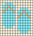 Alpha pattern #92222