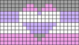 Alpha pattern #92226