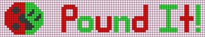 Alpha pattern #92244