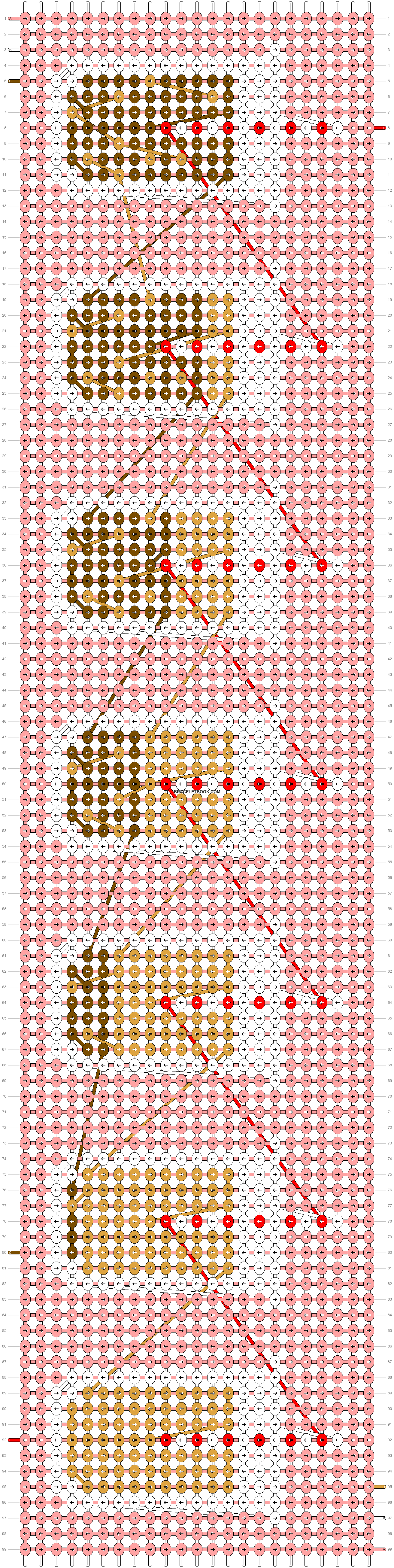 Alpha pattern #92252 pattern