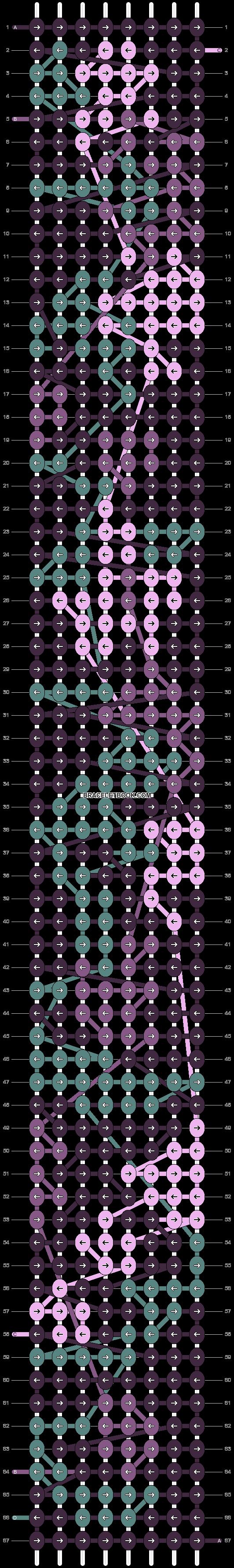 Alpha pattern #92256 pattern