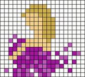 Alpha pattern #92257