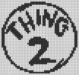 Alpha pattern #92259