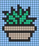 Alpha pattern #92264