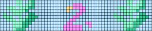 Alpha pattern #92331