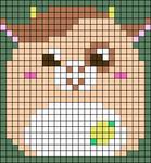Alpha pattern #92362