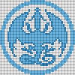Alpha pattern #92364
