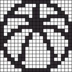 Alpha pattern #92367