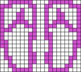 Alpha pattern #92371