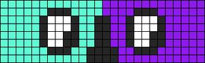 Alpha pattern #92388