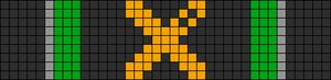 Alpha pattern #92393