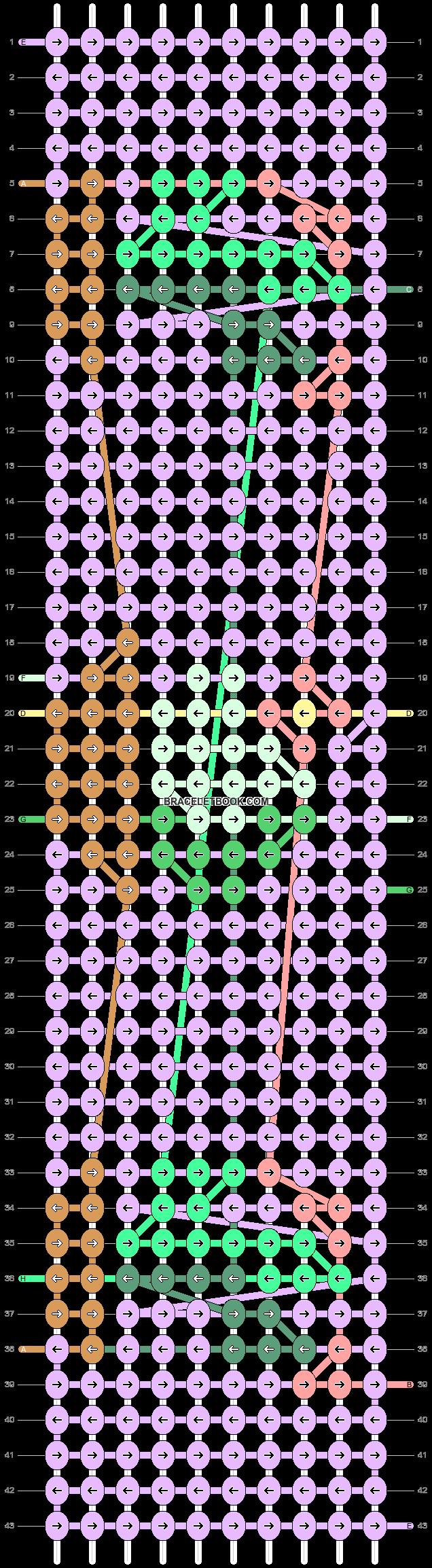 Alpha pattern #92396 pattern