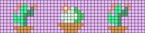 Alpha pattern #92396