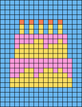 Alpha pattern #92397