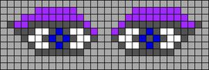 Alpha pattern #92406