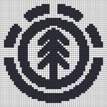Alpha pattern #92410