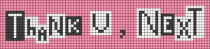Alpha pattern #92415