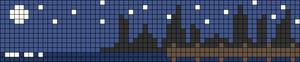 Alpha pattern #92423