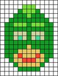 Alpha pattern #92426