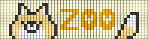 Alpha pattern #92430