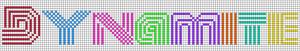 Alpha pattern #92438
