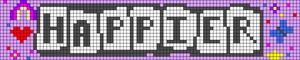 Alpha pattern #92450