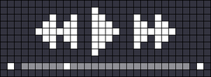Alpha pattern #92453