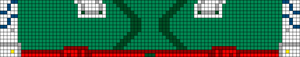 Alpha pattern #92469