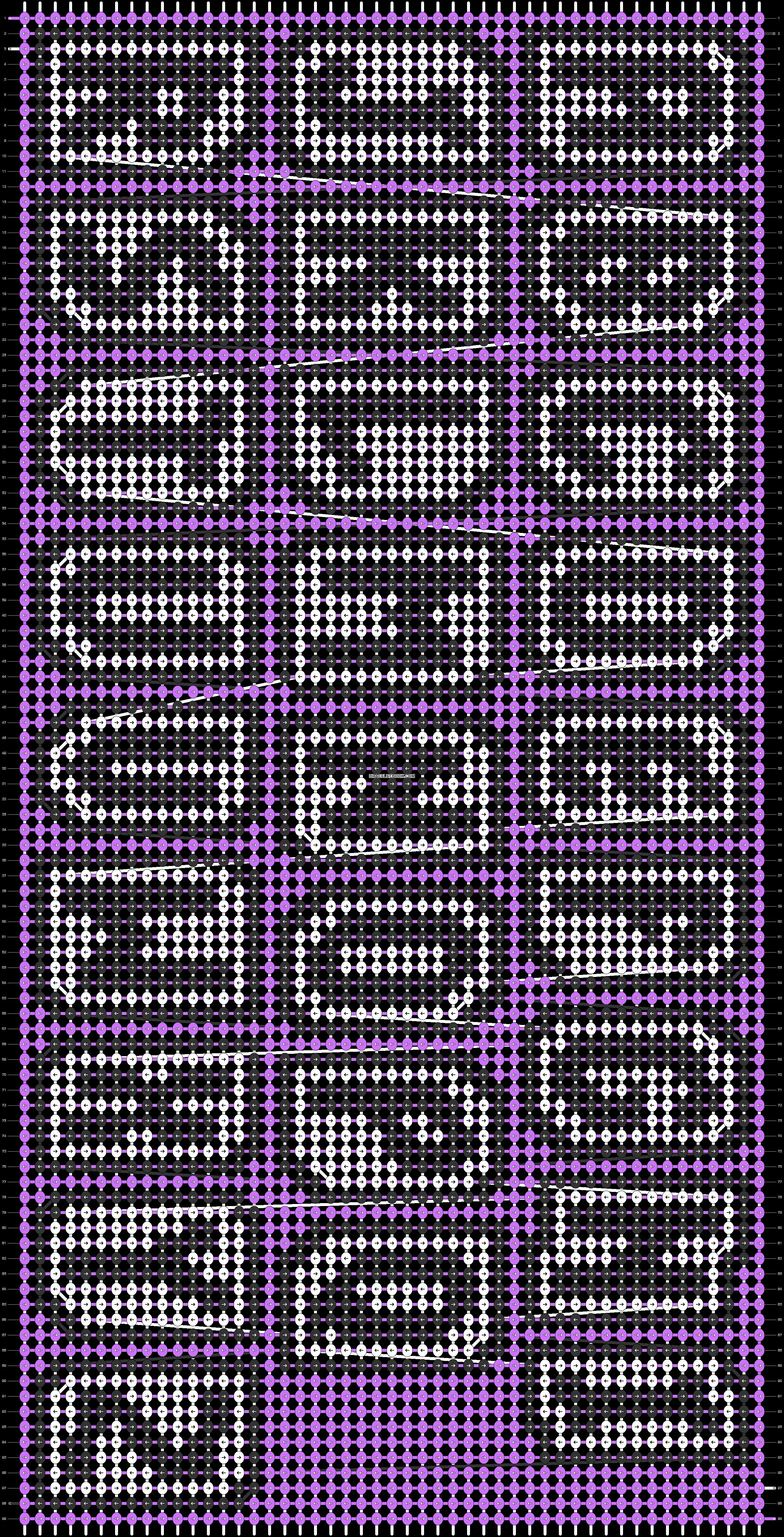 Alpha pattern #92485 pattern