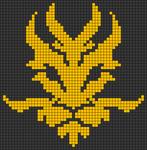 Alpha pattern #92490
