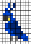 Alpha pattern #92491