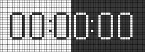 Alpha pattern #92495