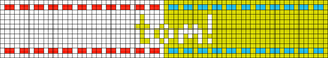 Alpha pattern #92496