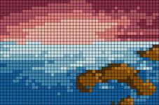 Alpha pattern #92506