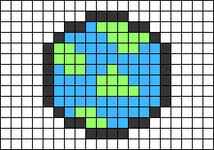 Alpha pattern #92509