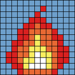 Alpha pattern #92515