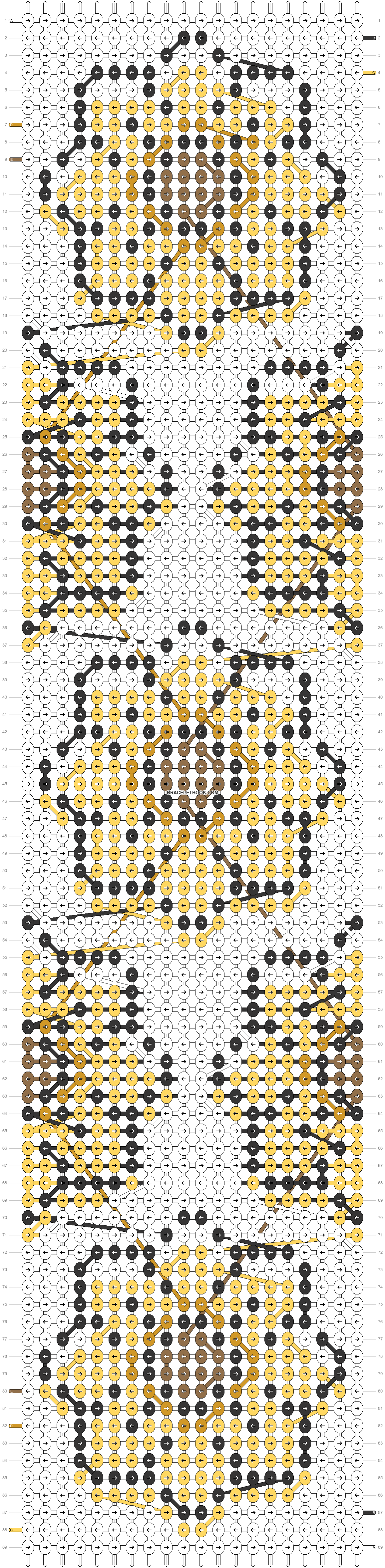 Alpha pattern #92517 pattern