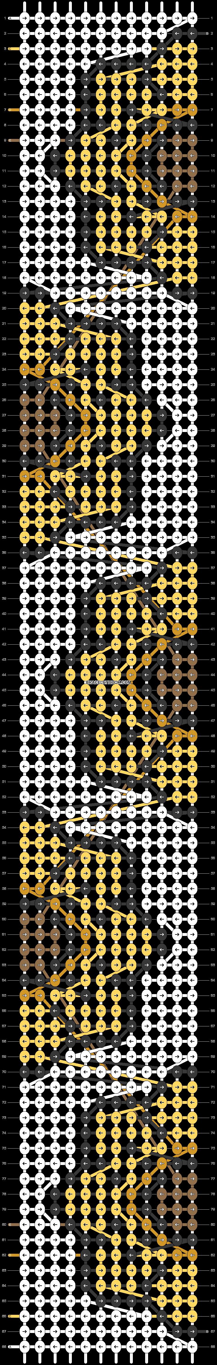 Alpha pattern #92520 pattern