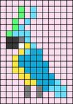 Alpha pattern #92526