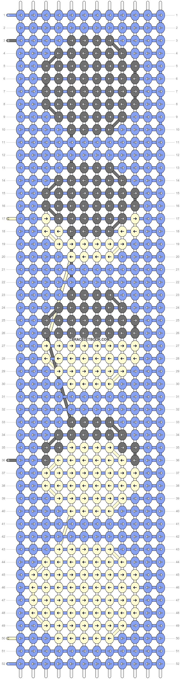 Alpha pattern #92541 pattern