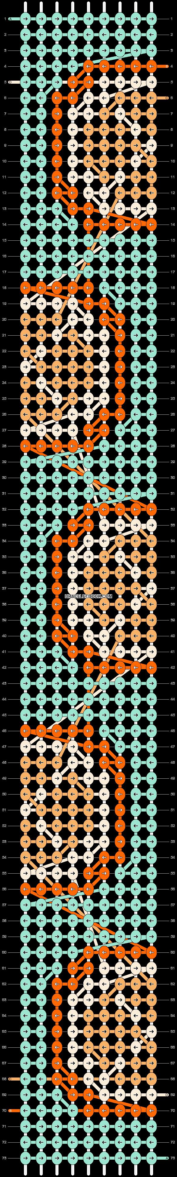 Alpha pattern #92554 pattern