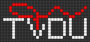 Alpha pattern #92555