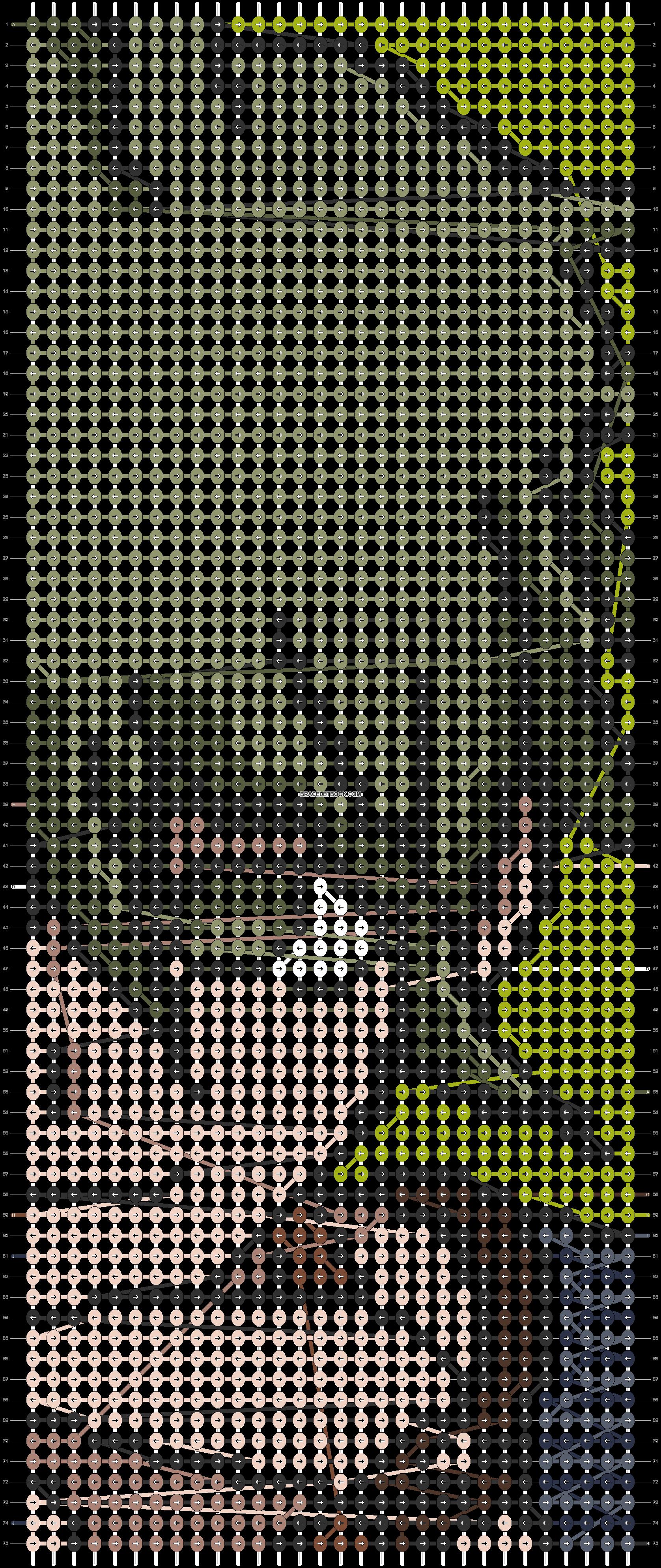 Alpha pattern #92558 pattern
