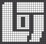 Alpha pattern #92577