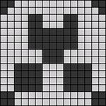 Alpha pattern #92580