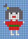 Alpha pattern #92588