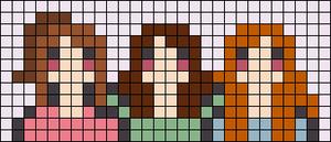 Alpha pattern #92593