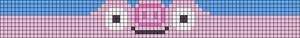 Alpha pattern #92600